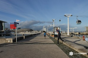 Siete lugares donde correr en Lisboa
