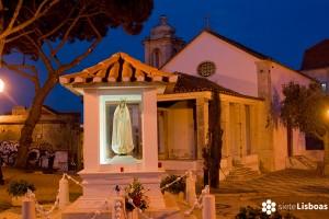 La Capilla de<em> Nossa Senhora do Monte</em>