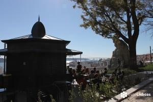 El Mirador de <em>Santa Catarina</em> y el Adamastor