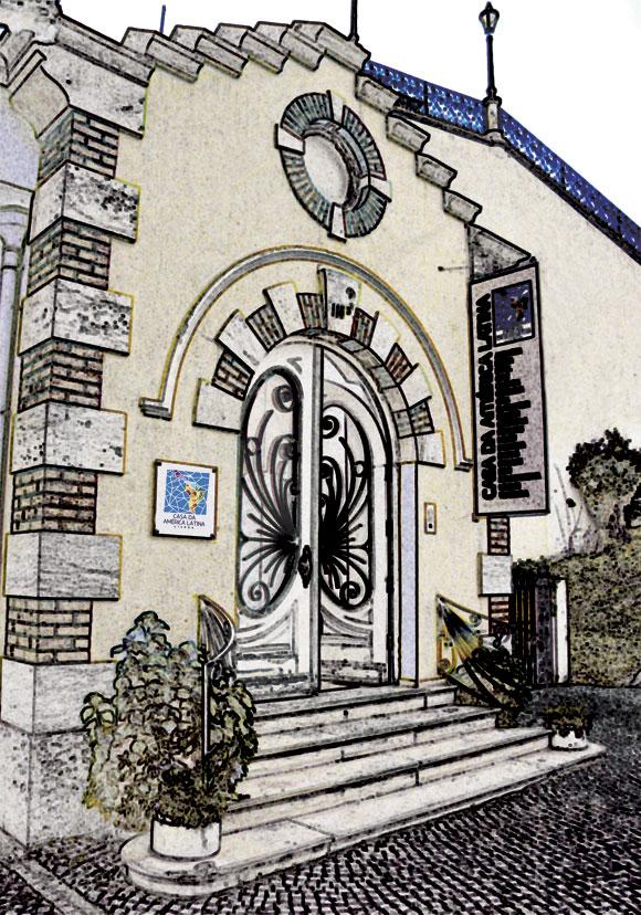 Imagen de la Casa da América Latina, cedida a sieteLisboas.