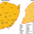Imagen del nuevo mapa de freguesias de Lisboa, realizado por Juan José Cholbi para sieteLisboas.