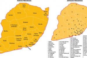 (1) El nuevo mapa de Lisboa