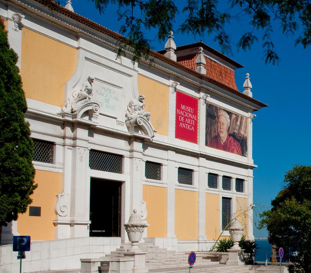 Fotografía de la fachada principal del MNAA, cedida a sieteLisboas.