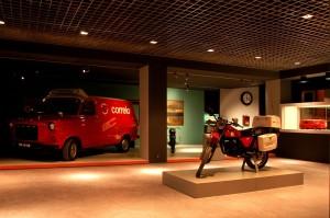 Imagen del Museo de las Comunicaciones, cedida a sieteLisboas por la Fundação Portuguesa das Comunicacões.
