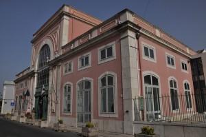 Imagen de la fachada del 'Museu do Fado', cedida por el museo a sieteLisboas.