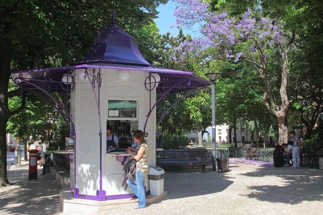 Los Quioscos<em></em> de Lisboa