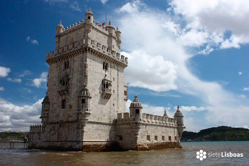Imagen de la Torre de Belém, fotografiada por José Albuquerque y cedida a sieteLisboas.
