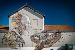 La <em>Galeria de Arte Urbana</em>: una apuesta valiente por el Grafiti y el <em>Street Art</em>