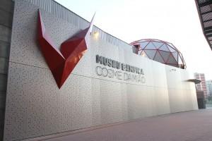 El Museo Benfica Cosme Damião y el Estadio de la Luz