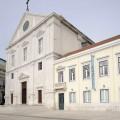 Fotografía de la Iglesia y del Museo de San Roque - 'Santa Casa da Misericórdia de Lisboa', cedida a sieteLisboas.