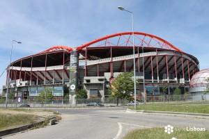 El Estadio de la Luz, anfitrión de la final española de la <em>Champions League 2014</em>