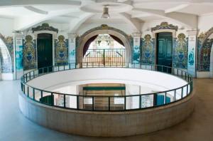 Fotografía del 'Mercado da Ribeira' cedida por la Câmara Municipal de Lisboa a sieteLisboas.