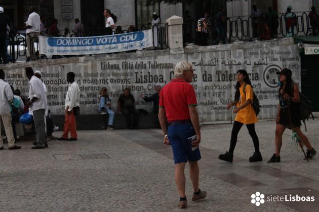 El rostro de África en Lisboa