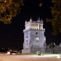 Imagen de la 'Torre de Belém', tomada por el fotógrafo Nuno Cardal, publicada en su libro 'Lisboa Iluminada' y cedida a sieteLisboas.