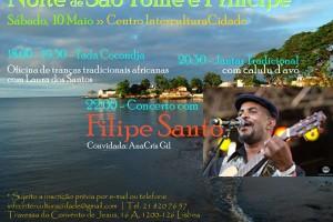 Noche de Santo Tomé y Príncipe – Centro InterculturaCidade