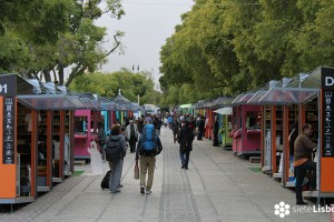 La 84ª edición de la Feria del Libro de Lisboa invita a leer, a pasear y a reflexionar