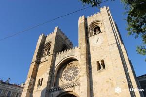 La <em>Sé</em> de Lisboa (La Catedral)