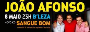 Concierto João Afonso – B'leza