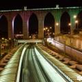 Imagen do 'Aqueduto das Àguas Livres' tomada por el fotógrafo Nuno Cardal, cedida a sieteLisboas.