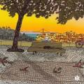 """Imagen cedida por el ilustrador David Pintor, extraída de su libro """"Lisboa""""."""