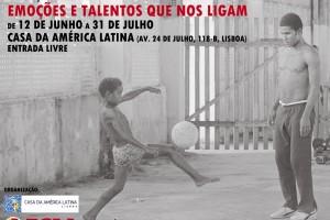Exposición Fotografía – Fútbol – Casa da América Latina