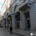 Fotografía del edificio del 'Coliseu dos Recreios' y de la 'Sociedade de Geografia' tomada por sieteLisboas.