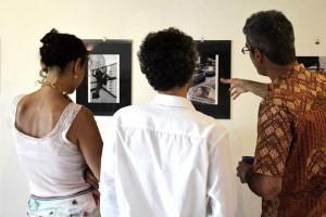 Fotografía, Brasil, Teatro, Movimiento, Psicoterapia y el Mundo en <em>30 da Mouraria</em>