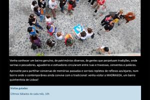 Visitas guiadas gratuitas – Madragoa