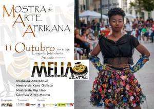 Mostra de Arte Afrikana