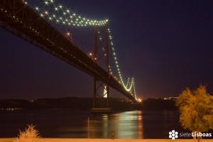 El Puente 25 de Abril