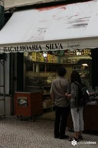 Fotografía de la 'Manteigaria Silva' tomada por sieteLisboas.
