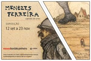 Exposición de Dibujo y Pintura – Menezes Ferreira – <em>Museu Bordalo Pinheiro</em>