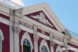 El <em>Teatro da Trindade</em>