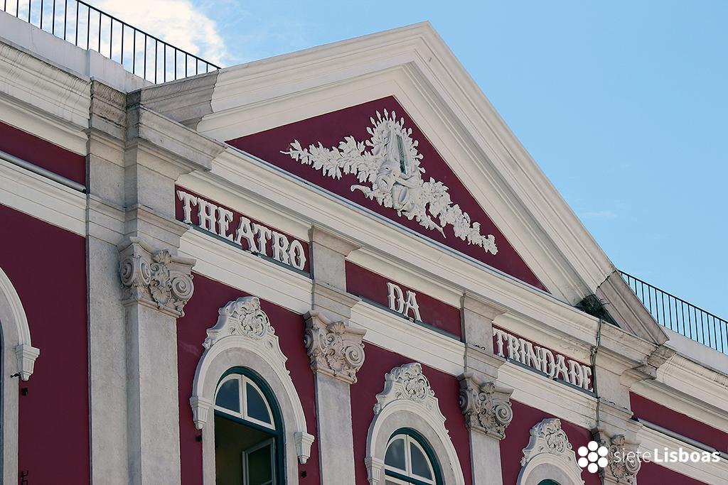 Fotografía del 'Palácio dos Marqueses de Abrantes' tomada por Cristian Rodríguez, sieteLisboas.