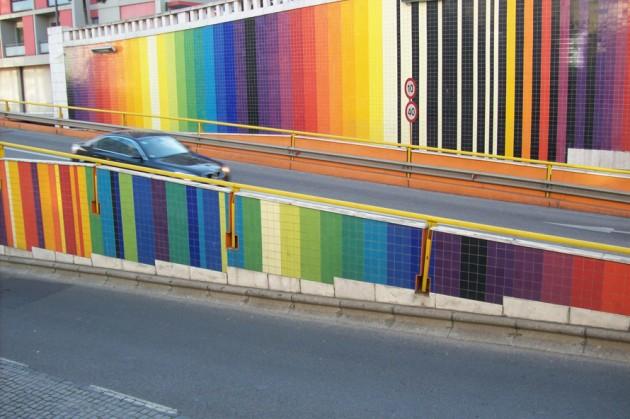 El Azulejo Contemporáneo en Lisboa