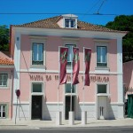 Fotografía de la fachada del 'Museu da Presidencia da República' cedida por el museo a sieteLsiboas.