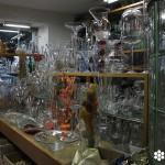 Fotografía de la primera de las tiendas DGM, tomada por sieteLisboas.