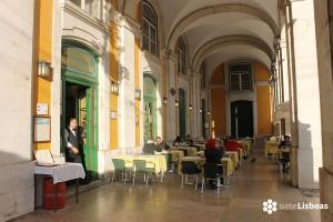 Café-Restaurante Martinho da Arcada
