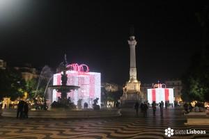 Navidad en Lisboa
