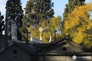 De paso por el Cementerio de los Placeres<em></em>